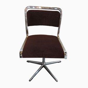 Chaise Pivotante Vintage en Acier de EKA