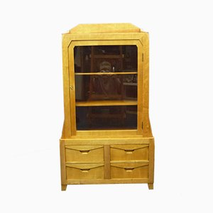 Anthroposophical Birch Cabinet, 1920s