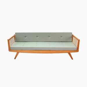 3-Seater Beech Daybed, 1950s