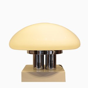 Lampada da tavolo Magnolia di Sergio Mazza per Quattrifolio 1964, anni '70