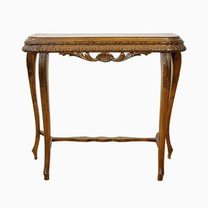 Carved Console Table, 1920s