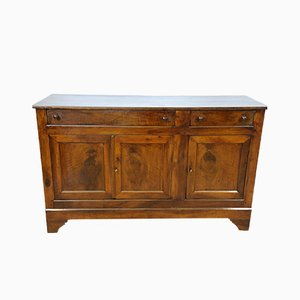 Antique 19th Century Walnut Buffet