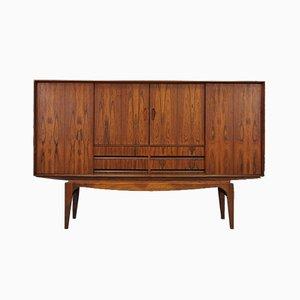 Vintage Danish Rosewood Highboard