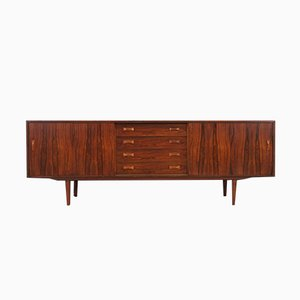 Rosewood Sideboard from Clausen & Søn, 1960s