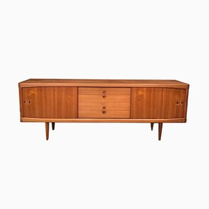 Large Danish Teak Sideboard by H.W. Klein for Bramin, 1960s