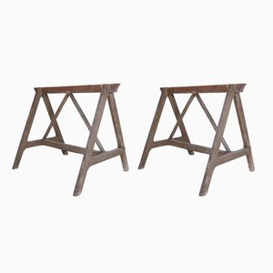 Table Supports, 1920s, Set of 2