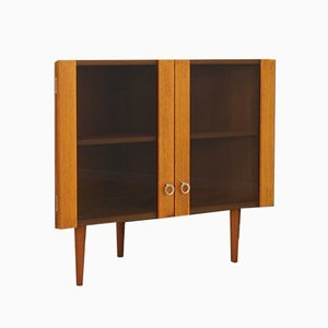 Vintage Danish Corner Cabinet, 1970s