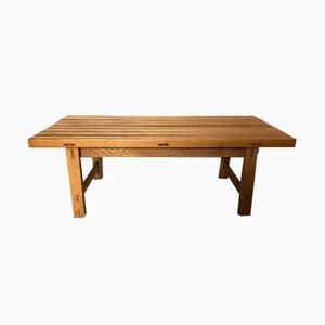Mid-Century Danish Oak Bench or Table, 1960s
