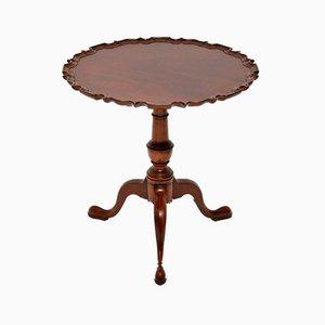 Table à Plateau Pivotant Style Géorgien en Acajou, 1950s