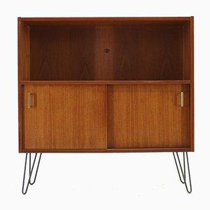 Mueble danés vintage de teca, años 60