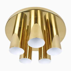 5-Light Ceiling Lamp from Beisl, 1970s