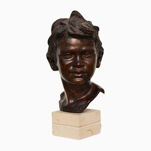 Buste Antique par Vincenzo Cinque
