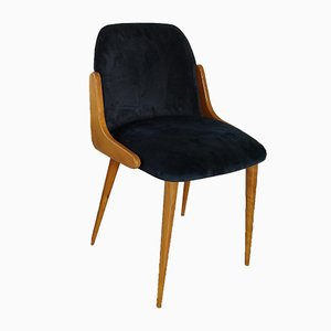 Scandinavian Style Side Chair, 1960s