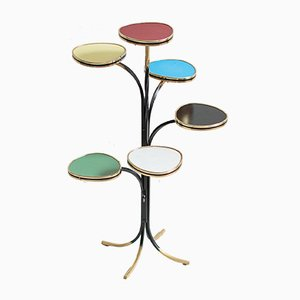 Multi-Tiered Plant Stand, 1960s