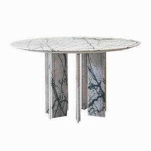 Tavolo da pranzo Ellipse 01.6 c di Jeroen Thys van den Audenaerde per barh.design