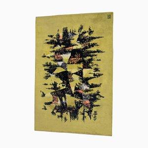 Alfombra Cavalcade vintage de Maurice André para SF Carpets, años 50