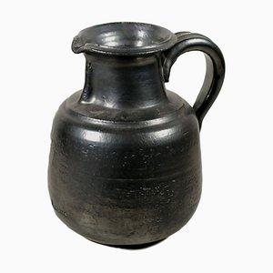 Brocca vintage in ceramica smaltata di Jean Marais, Italia, anni '50