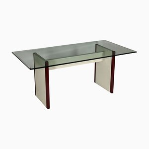 Table Vintage de Poltrona Frau, 1980s