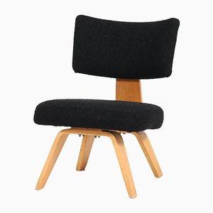 Mid-Century Stuhl aus Schichtholz von Cor Alons für Den Boer Gouda, 1940er