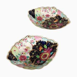 Antique Chinese Porcelain Plates, Set of 2