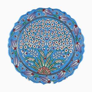 Vintage Keramikteller, 1970er