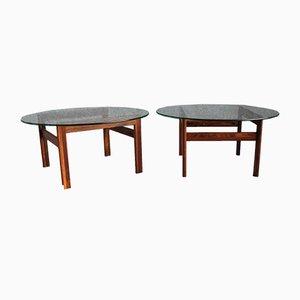 Table Basse en Palissandre, Danemark, 1960s