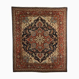 Antique Romanian Carpet, 1900s