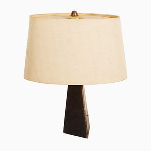 Mid-Century Table Lamp by Aldo Tura, 1960s