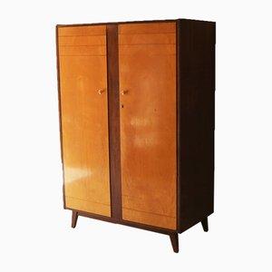 Large Mid-Century Wardrobe, 1960s