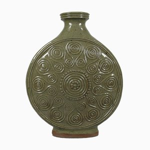 Vase en Céramique par Lily ter Kuile-Nypels, 1970s