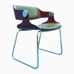 Mid-Century Armlehnstuhl von Eugen Schmidt, 1960er
