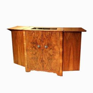 Mueble bar Art Déco, años 20