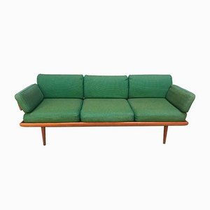 Danish Minerva 3-Seater Teak Sofa by Peter Hvidt & Orla Mølgaard-Nielsen for France & Son, 1960s