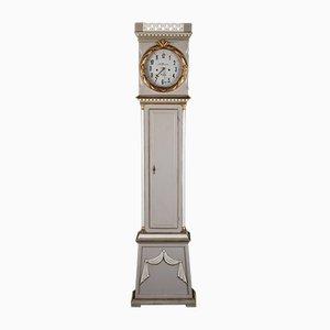 Schwedische gustavianische Uhr von Bornholm