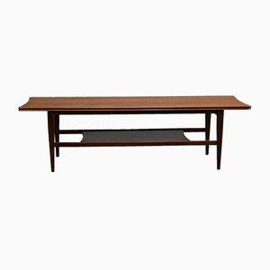 Table Basse Aformosia Mid-Century par Richard Hornby de Fyne Ladye, 1960s