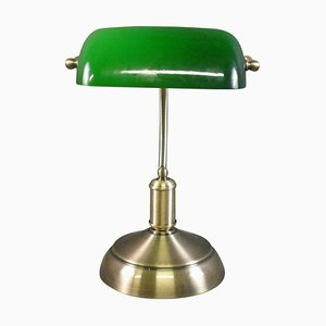 Banker Table Lamp, 1970s