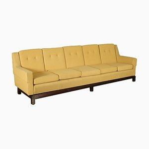 Italienisches 5-Sitzer Sofa, 1970er