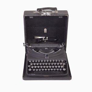 Máquina de escribir ICO MP1 vintage de Olivetti