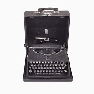 Vintage ICO MP1 Schreibmaschine von Olivetti