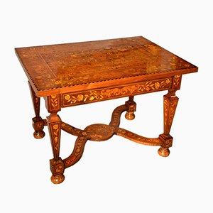 Consola holandesa de palisandro, siglo XVIII