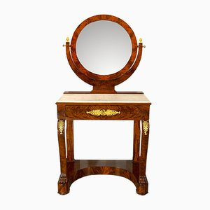Antique Empire French Dressing Table, 1810s