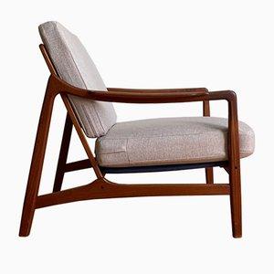 Dänischer FD-117 Stuhl von Tove & Edvard Kindt-Larsen für France & Søn, 1960er