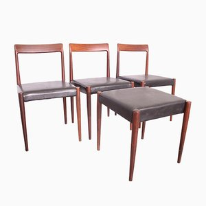 Mid-Century Dining Chairs, 1960s