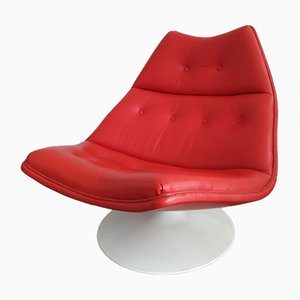 F511 Lounge Chair by Geoffrey Harcourt for Artifort, 1970s