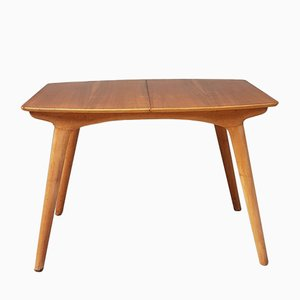 Mid-Century Ripon Walnut Dining Table from Dalescraft, 1950s