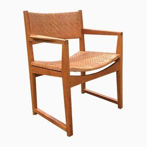 Vintage Armchair by Peter Hvidt & Orla Mølgaard-Nielsen, 1960s
