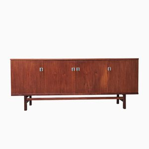 Teak Cannes Sideboard by Nils Jönsson for Troeds, 1960s