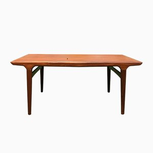 Teak Dining Table by Johannes Andersen for Uldum Møbelfabrik, 1960s