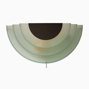 Modernist Memphis Wall Sconce from Herda, 1980s