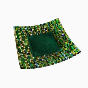 Marea Q25 Schale aus Muranoglas von Stefano Birello für VéVé Glas